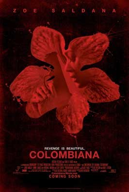 Colombiana - 11 x 17 Movie Poster - Style B