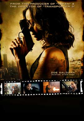 Colombiana - 27 x 40 Movie Poster - Style D