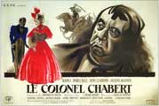 Colonel Chabert - 11 x 17 Movie Poster - French Style A
