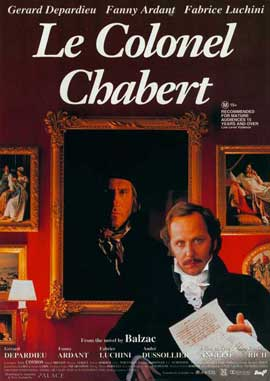 Colonel Chabert - 27 x 40 Movie Poster - Style A