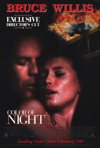 Color of Night - 11 x 17 Movie Poster - Style B