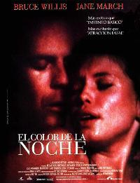 Color of Night - 11 x 17 Movie Poster - Spanish Style A