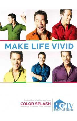 Color Splash - 11 x 17 TV Poster - Style A