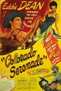 Colorado Serenade - 11 x 17 Movie Poster - Style A