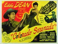 Colorado Serenade - 11 x 14 Movie Poster - Style B