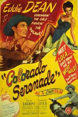 Colorado Serenade - 27 x 40 Movie Poster - Style A