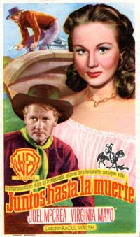 Colorado Territory - 20 x 40 Movie Poster - Spain Style A