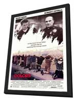 Colors - 27 x 40 Movie Poster - Style A - in Deluxe Wood Frame
