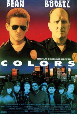 Colors - 11 x 17 Movie Poster - French Style A