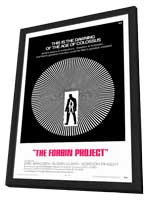 Colossus: The Forbin Project - 27 x 40 Movie Poster - Style B - in Deluxe Wood Frame