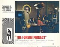 Colossus: The Forbin Project - 11 x 14 Movie Poster - Style B