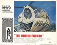Colossus: The Forbin Project - 11 x 14 Movie Poster - Style F