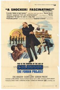 Colossus: The Forbin Project - 27 x 40 Movie Poster - Style A