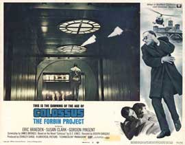 Colossus: The Forbin Project - 11 x 14 Movie Poster - Style M
