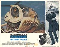 Colossus: The Forbin Project - 11 x 14 Movie Poster - Style S