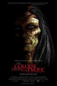 Colour from the Dark - 11 x 17 Movie Poster - Style A