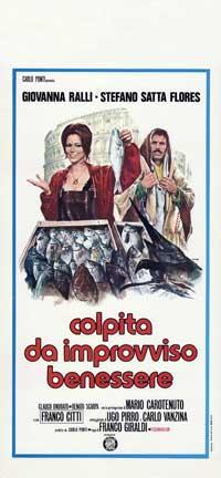 Mercati generali - 13 x 28 Movie Poster - Italian Style A