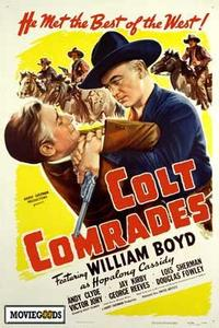 Colt Comrades - 43 x 62 Movie Poster - Bus Shelter Style A