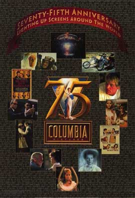 Columbia Pictures 75th Anniversary - 11 x 17 Movie Poster - Style A