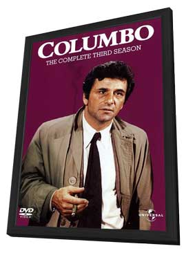 Columbo: Prescription Murder - 11 x 17 Movie Poster - Style C - in Deluxe Wood Frame