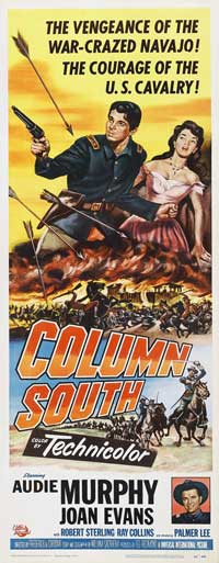 Column South - 14 x 36 Movie Poster - Insert Style A