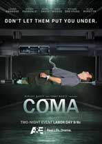 Coma (TV) - 11 x 17 TV Poster - Style B