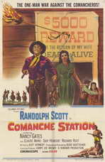 Comanche Station - 11 x 17 Movie Poster - Style A