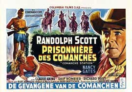 Comanche Station - 27 x 40 Movie Poster - Belgian Style A
