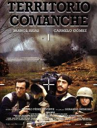 Comanche Territory - 27 x 40 Movie Poster - Spanish Style A