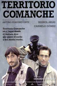 Comanche Territory - 27 x 40 Movie Poster - Spanish Style B