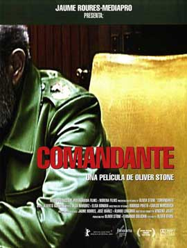 Comandante - 11 x 17 Movie Poster - Spanish Style A
