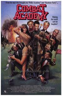 Combat Academy - 27 x 40 Movie Poster - Style A