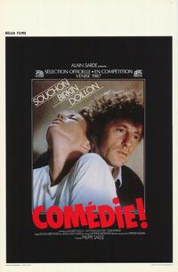 Comdie! - 11 x 17 Movie Poster - Belgian Style A