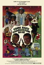 Come Back Charleston Blue - 27 x 40 Movie Poster - Style A