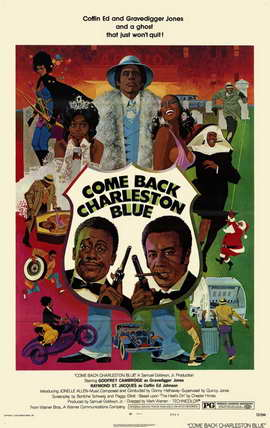 Come Back Charleston Blue - 11 x 17 Movie Poster - Style A