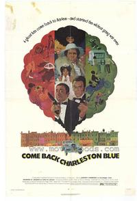 Come Back Charleston Blue - 11 x 17 Movie Poster - Style B