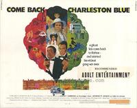 Come Back Charleston Blue - 22 x 28 Movie Poster - Half Sheet Style A