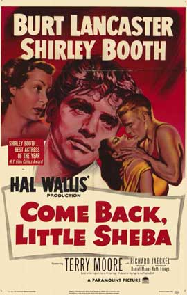 Come Back, Little Sheba - 11 x 17 Movie Poster - Style A