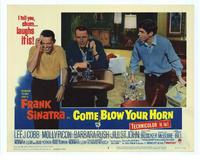Come Blow Your Horn - 11 x 14 Movie Poster - Style C