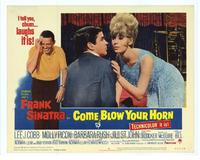 Come Blow Your Horn - 11 x 14 Movie Poster - Style D