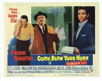 Come Blow Your Horn - 11 x 14 Movie Poster - Style F