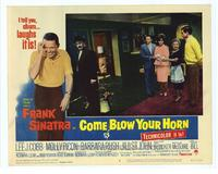 Come Blow Your Horn - 11 x 14 Movie Poster - Style H
