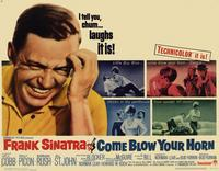 Come Blow Your Horn - 11 x 14 Movie Poster - Style I