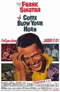 Come Blow Your Horn - 11 x 17 Movie Poster - Style A