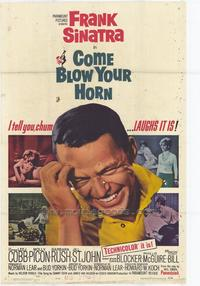 Come Blow Your Horn - 27 x 40 Movie Poster - Style A