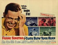 Come Blow Your Horn - 22 x 28 Movie Poster - Half Sheet Style A