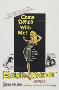 Come Dance with Me! - 11 x 17 Movie Poster - Style A