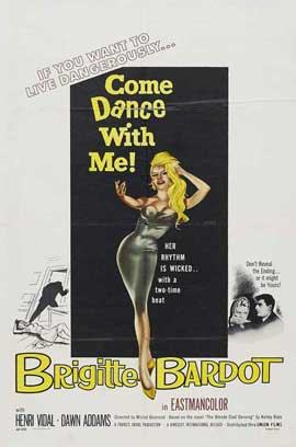 Come Dance with Me! - 27 x 40 Movie Poster - Style A