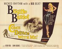 Come Dance With Me - 11 x 17 Movie Poster - Style A