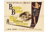 Come Dance With Me - 27 x 40 Movie Poster - Style A